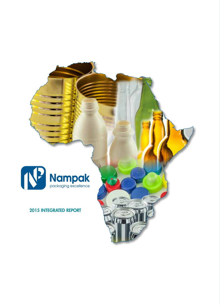 Nampak integrated report 2015