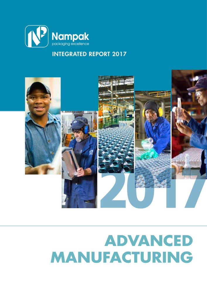 Nampak integrated report 2017