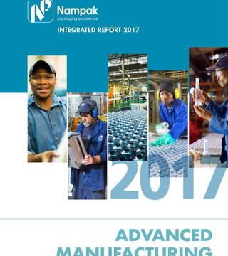 Nampak integrated reporting 2017
