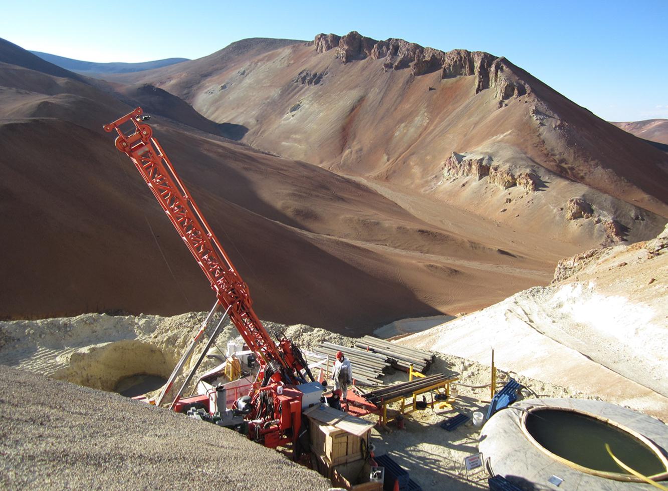 Salares Norte Chile