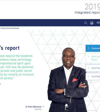 EOH Integrated report 2019