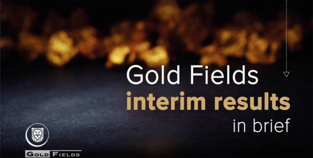 Gold Fields Results Video Screenshot 1