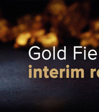 Gold Fields results in 60 seconds