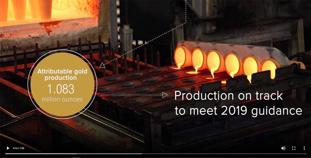 Gold Fields Results Video Screenshot 2