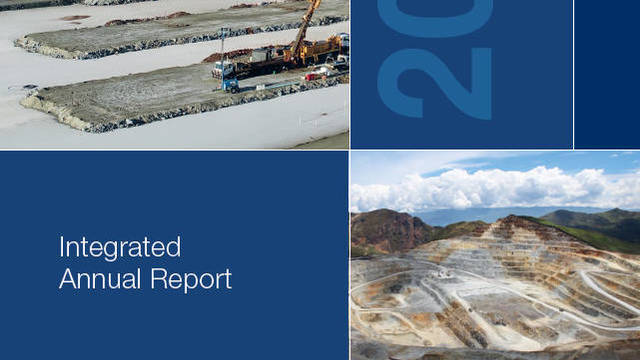 Gold Fields Integrated Annual Report 2018
